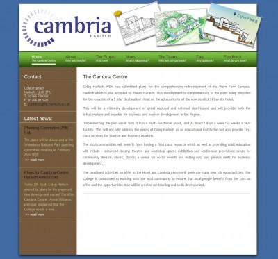 The Cambria Centre