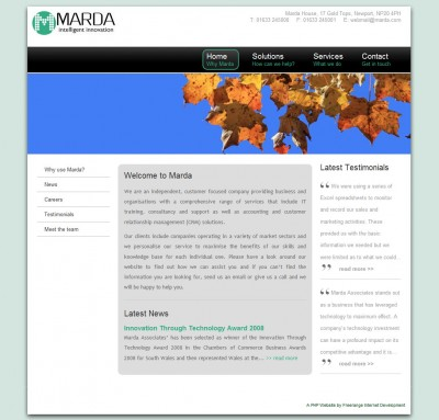 Marda Associates