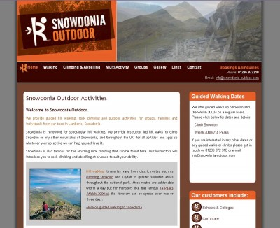 Snowdonia Outdoor